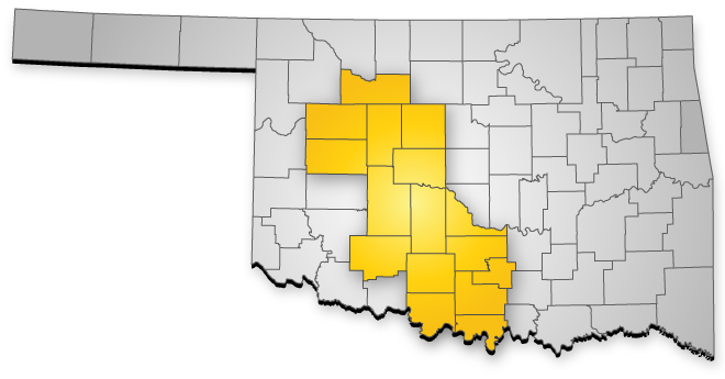 buying mineral rights in Oklahoma